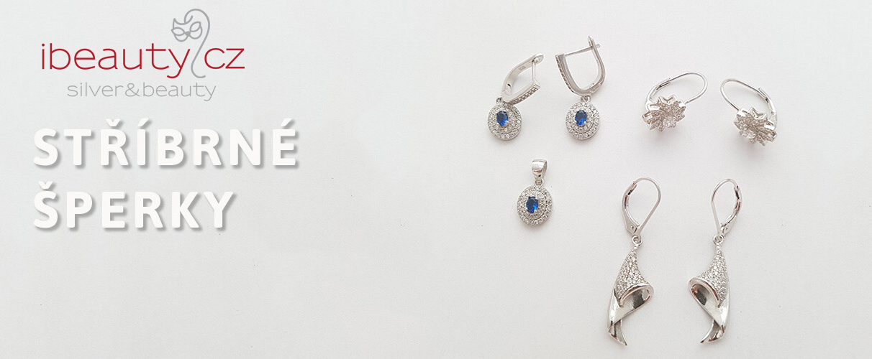 ibeauty.cz eshop se stříbrnými šperky